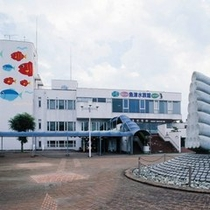 □魚津水族館