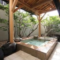 □露天風呂