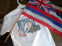 HAWAII FLAG & TEE