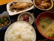 和食鯵ひもの