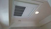 全室新品にエアコンを取り換えました