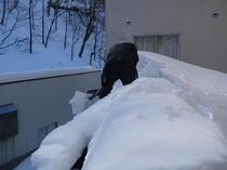 除雪作業2011.3.8