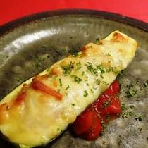 料理_チーズがとろける~