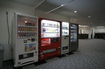 3階の自動販売機