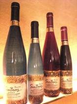 SEABEAR ANNEX オリジナルラベルのハウスワイン