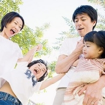 家族の思い出をめいっぱい作ろ~~!