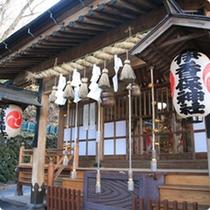 伊香保神社は子宝神社としても有名です。