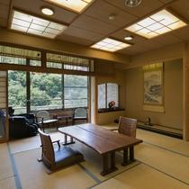 【別邸そらの庭】4階「竜田」本間