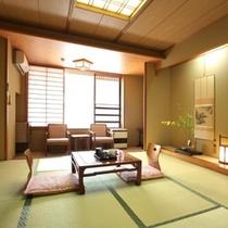 お部屋 和室(一例) [2〜3名様のご利用] ファミリー、ご夫婦でのご利用にお勧めです。