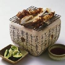 ★松茸★+上州牛プランの「焼き松茸」秋の味覚を余すところなくご堪能下さい。