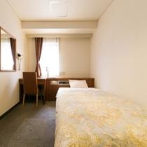 ゆったりベッドシングルルーム