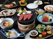 ミニ会席料理(一例2016年秋)
