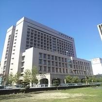 熊本総合病院ホテルから徒歩1分
