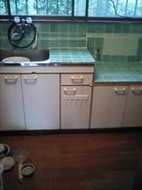 5号室 キッチン