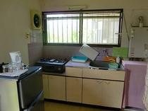 10号室キッチン