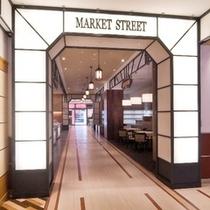 三井アウトレットパーク 仙台港・マーケットストリート