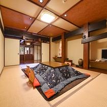 *【部屋(露天付和室)】好きなときに、好きなだけ♪お部屋のお風呂をご堪能下さい。
