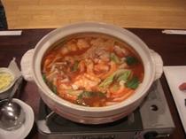 冬限定 ミニ鍋付き