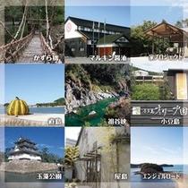 香川の観光地
