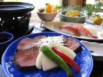 お子様定食(焼肉定食)