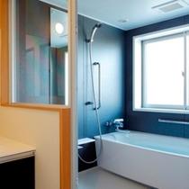 温泉バスルーム