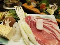 上州麦豚(すき焼き)