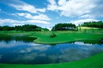 観光はもちろん、ゴルフもいかがですか?