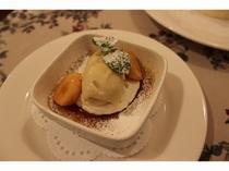 【リヨン】デザート一例