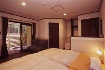 個室露天風呂付客室例①