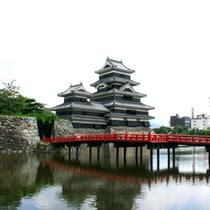 松本城を中心に栄えた、城下町観光をお楽しみ下さい