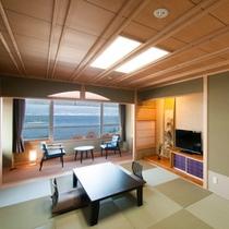 2015年春、諏訪湖側客室・夢屋敷、全面リニューアル!