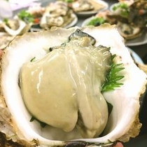 a濃厚・芳醇な岩牡蠣