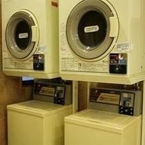 コインランドリー(有料) 乾燥・洗濯
