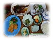 スタンダードプラン夕食一例