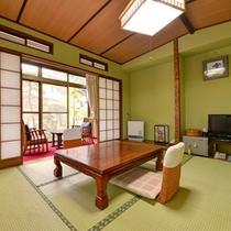 *和室6畳トイレ付(客室一例)/一人旅やビジネスに◎足を伸ばしてのんびりお寛ぎ下さい。
