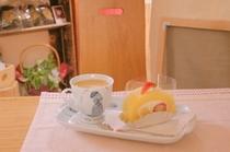カフェ山間屋さんのケーキ