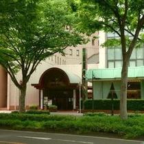 ★アークホテル仙台入口★
