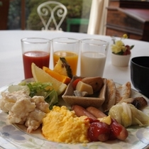 ♪種類豊富な和洋バイキング朝食♪6:45~9:30まで営業