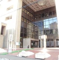 仙台震災復興記念館(ホテルから徒歩5分)