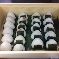 ◆お日にち限定でご提供◆アークホテル仙台青葉通りの朝食に「おにぎり」で朝からパワーアップ!!