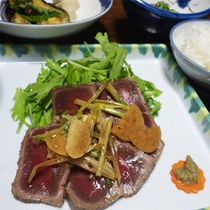 *料理一例/里山の恵みたっぷり♪季節ごとの旬を大切に一品一品お作りしています!
