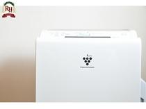 加湿器付空気清浄機【客室備品】