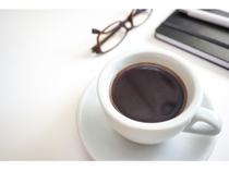 【和洋バイキング朝食】テイクアウトコーヒー