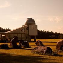 *[岩手山銀河ステーション天文台]500ミリ反射望遠鏡の他3基。※開館時期は限られますのでお問い合わ