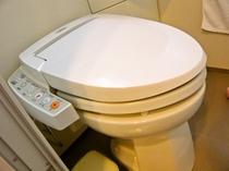 暖房便座・ウォッシュレット付トイレ