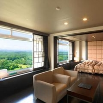 【アジアンデラックスB】広々47平米高級感あふれるお部屋
