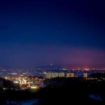 夜景(北広島)