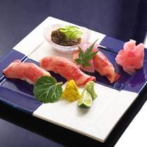 【別注料理】和牛のにぎり寿司