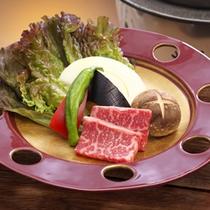 【別注料理】和牛の石焼き