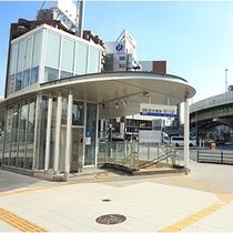 阪神なんば線「桜川駅」